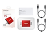 Thumbnail image of Portable SSD T5 USB 3.1 500GB (Red)