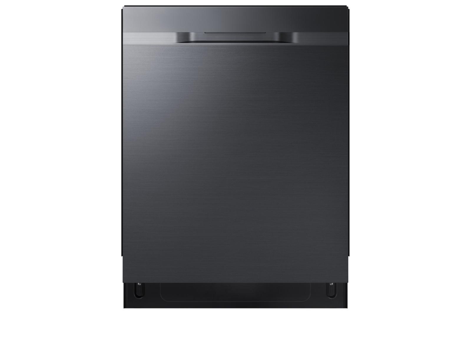 Shop StormWash™ 42 dBA Dishwasher in Black Stainless Steel from Samsung on Openhaus