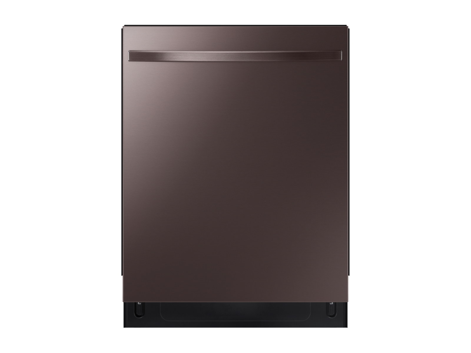 23 cu. ft. counter depth 4-door refrigerator, gas range with Air Fry, microwave and 48 dBA modern-look dishwasher package