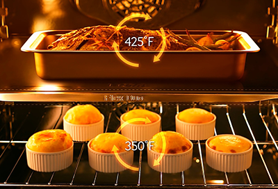 Oven Takes a Long Time to Reach Set Temperature