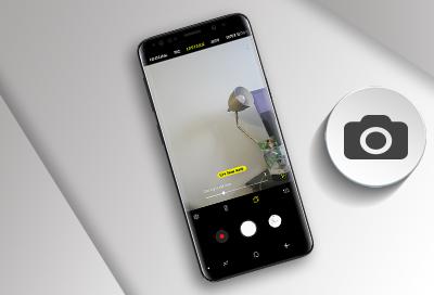 Camera App Crashing or Displays Blank Screen on Phone or Tablet