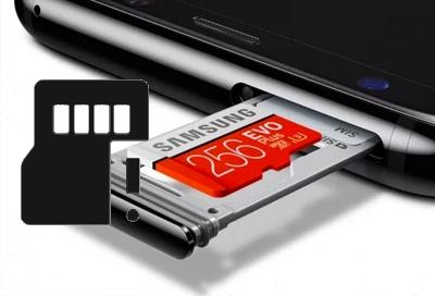SD Card Error Appears on Phone