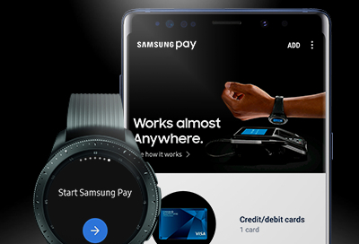 View Samsung Pay Compatibility